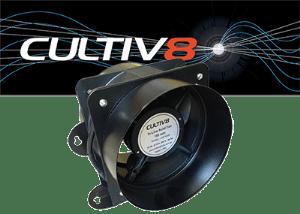 Cultiv8 Inline Fan