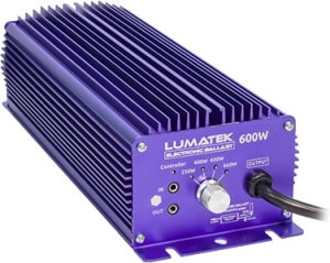Lumatek Controllable Ballasts